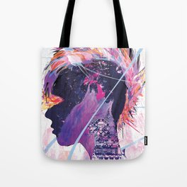 Howling Tote Bag