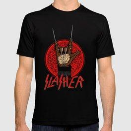 Slasher movie T-shirt