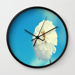 Bloom ! Wall Clock