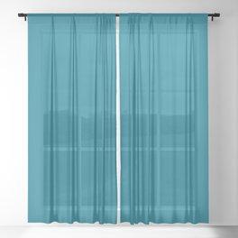Mosaic Blue New York Fashion Week Spring / Summer 2020 Sheer Curtain