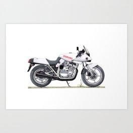 Motorcycle SUZUKI Katana Art Print