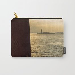 Looking out on Liberty Carry-All Pouch