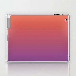 Grapefruit Sunset Laptop & iPad Skin