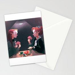 Poker Stationery Cards