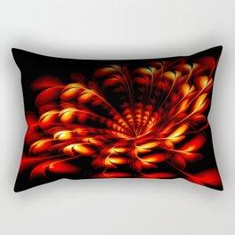 Feuerblume Rectangular Pillow