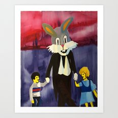 Childrens Favourite Art Print