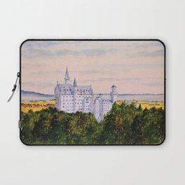 Neuschwanstein Castle Bavaria Germany Laptop Sleeve