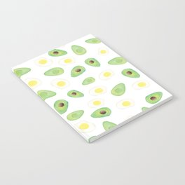 Avocados & Eggs Notebook
