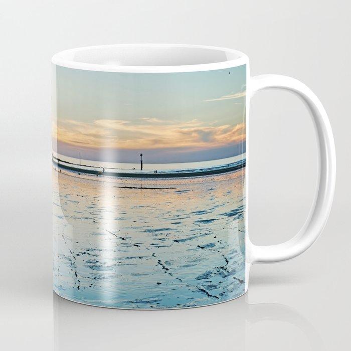 Sunset on the Horizon II Coffee Mug