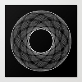 Quiet Universe Canvas Print