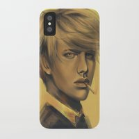 durarara iPhone & iPod Cases featuring Shizuo by emametlo