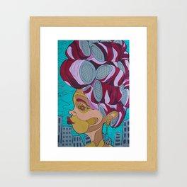 West Indian Women Be Like Framed Art Print