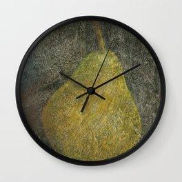 Remembering Autumn Wall Clock