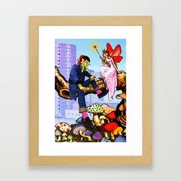 Sirok 'n' Roll Framed Art Print