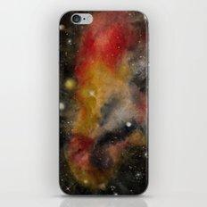 Galaxy II iPhone & iPod Skin