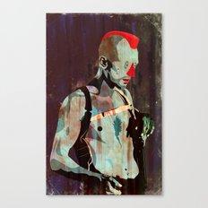 Travis Canvas Print
