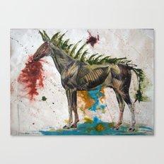 Zombify Canvas Print