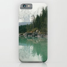 Turquoise lake Slim Case iPhone 6s