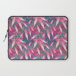 Flamingo Feather Flock Laptop Sleeve