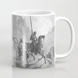 Don Quijote Coffee Mug