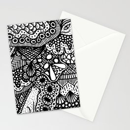 Doodle 13 Stationery Cards