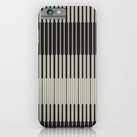 Piano Man | Abstract Pattern iPhone 6s Slim Case