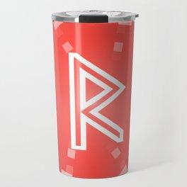 Motion. Raidho rune Travel Mug
