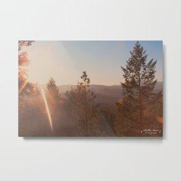 Clarity in Serenity Metal Print