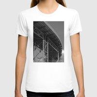 bridge T-shirts featuring Bridge by Christophe Chiozzi
