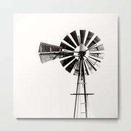 WINDMILL #3 Metal Print