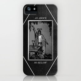 Magus iPhone Case