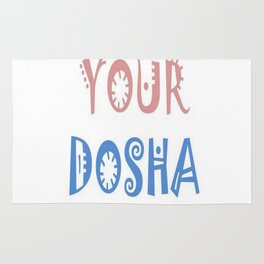 Discover Your Dosha Rug