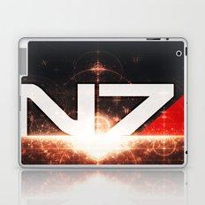 Mass Effect N7 Laptop & iPad Skin