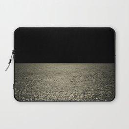 mareggiata dorata Laptop Sleeve