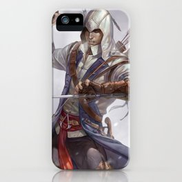 AC III iPhone Case