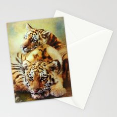 Little Tigers Stationery Cards