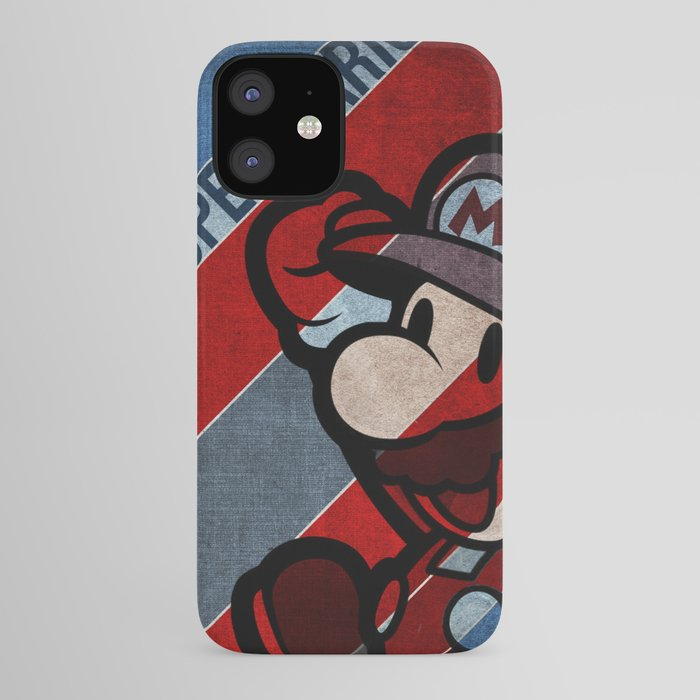 SUPER MARIO iPhone Case