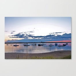 Hampton Beach , New Hampshire Canvas Print