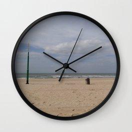 The Bin and the Latern Wall Clock