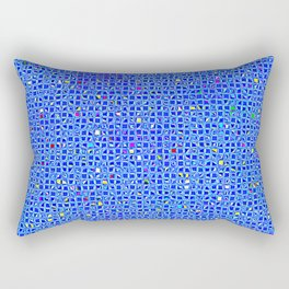 Re-Created  Granada 11 by Robert S. Lee Rectangular Pillow