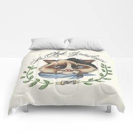 Monsieur Grumpy Comforters