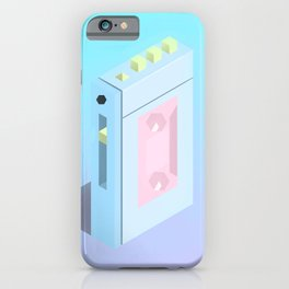 personal player iPhone Case