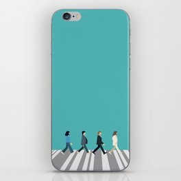 The tiny Abbey Road iPhone Skin