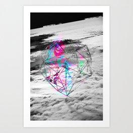 Relationship Request Art Print