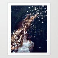 Bara Art Print