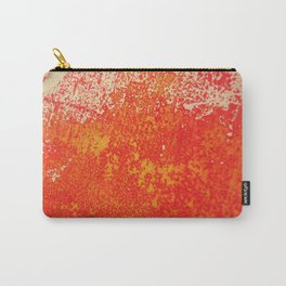 Peacock of Fire Carry-All Pouch