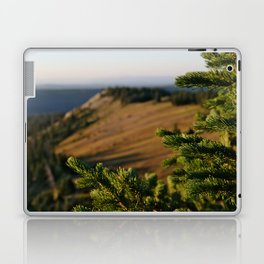 Sunrise over Medicine Bow Laptop & iPad Skin