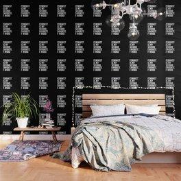 Feminist is My Second Favorite F-Word (Black) Wallpaper