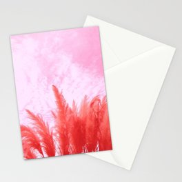 red Texas cortador Stationery Cards