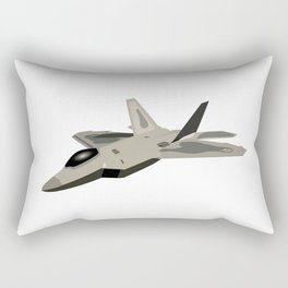 F-22 Raptor Rectangular Pillow